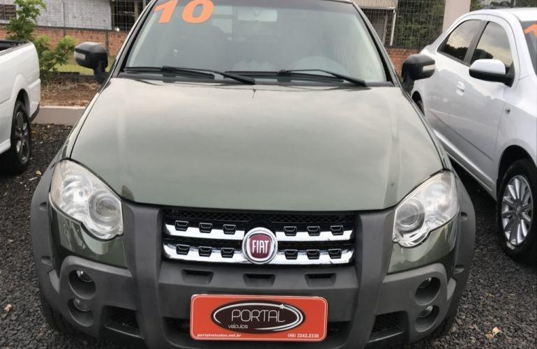 Fiat Strada Adventure 1.8 16V (Flex) (Cabine Dupla) - Foto #2