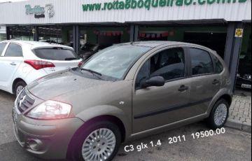 Citroën C3 GLX 1.4i 8V Flex