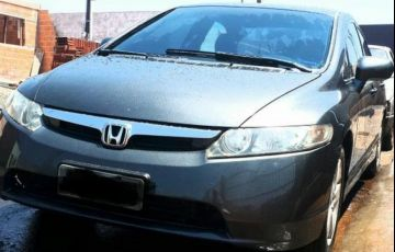 Honda New Civic Sedan LXS 1.8