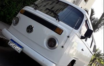 Volkswagen Kombi Standard Lotação 1.6