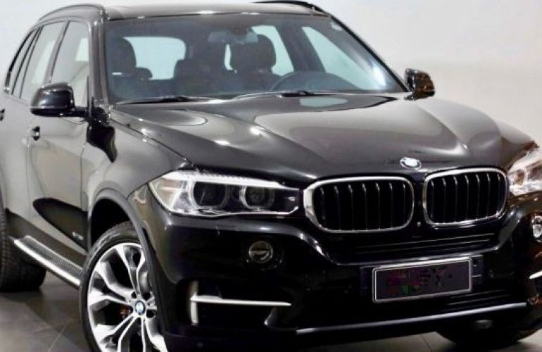 BMW X5 Full 4X4 35I 3.0 6c 24V - Foto #1