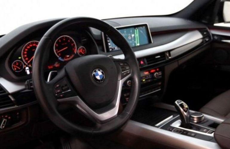 BMW X5 Full 4X4 35I 3.0 6c 24V - Foto #4