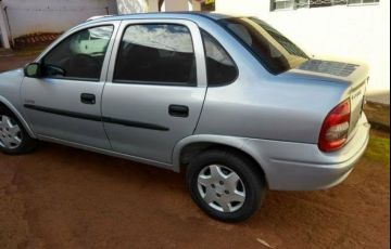 Chevrolet Corsa Sedan Classic Super 1.0 (Flex)