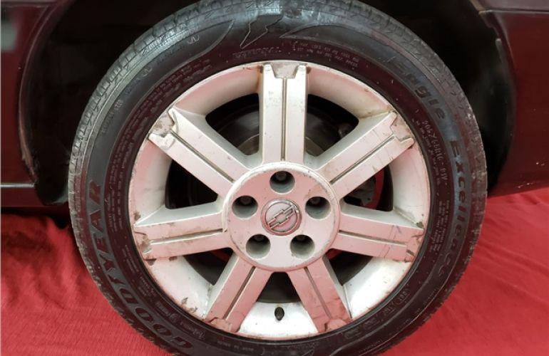 Chevrolet Zafira 2.0 MPFi Comfort 8V Flex 4p Manual - Foto #6