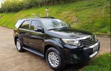 Toyota Hilux SW4 2.7 4x2 SR (Flex)