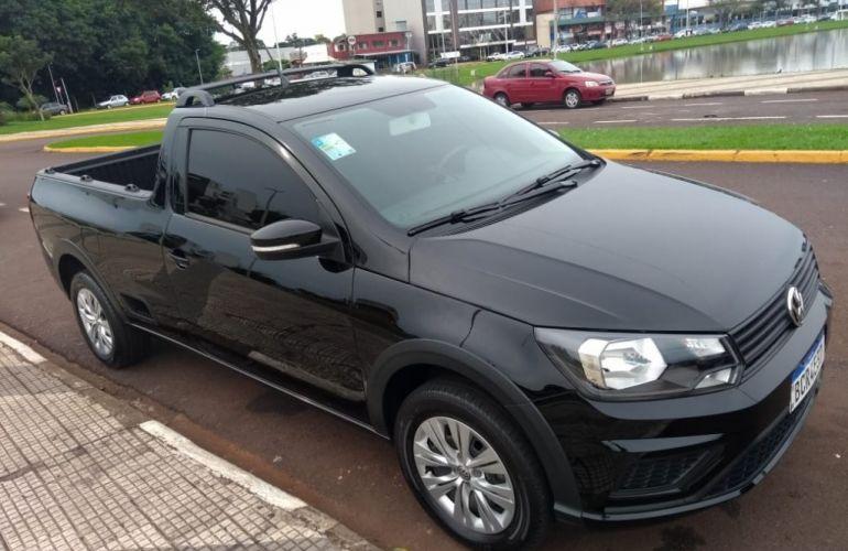 Volkswagen Saveiro Trendline 1.6 MSI CS (Flex) - Foto #8