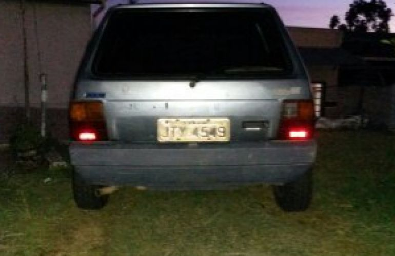 Fiat Uno Mille SX Young 1.0 IE - Foto #6