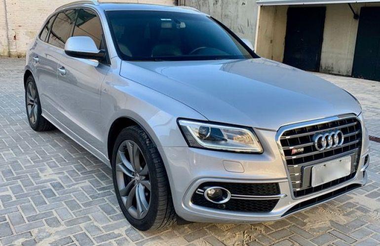 Audi SQ5 3.0 TFSI V6 24V - Foto #1