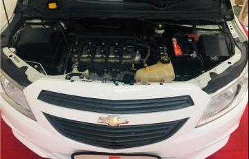 Chevrolet Onix 1.0 MPFi LS 8V Flex 4p Manual - Foto #7