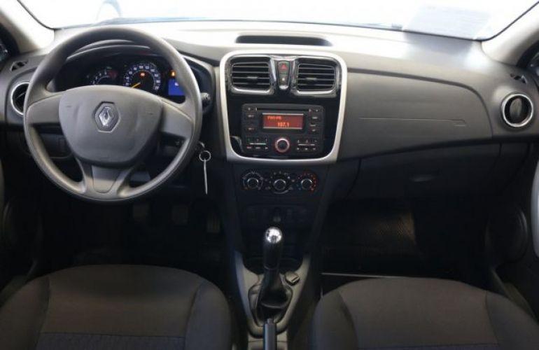Renault Sandero Expression 1.6 16V Flex - Foto #7