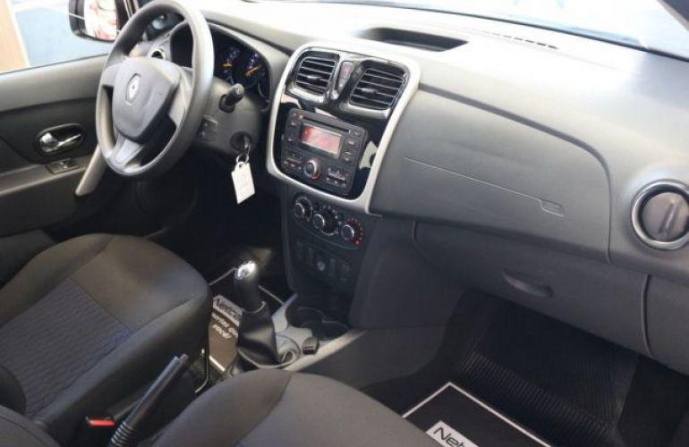 Renault Sandero Expression 1.6 16V Flex - Foto #9