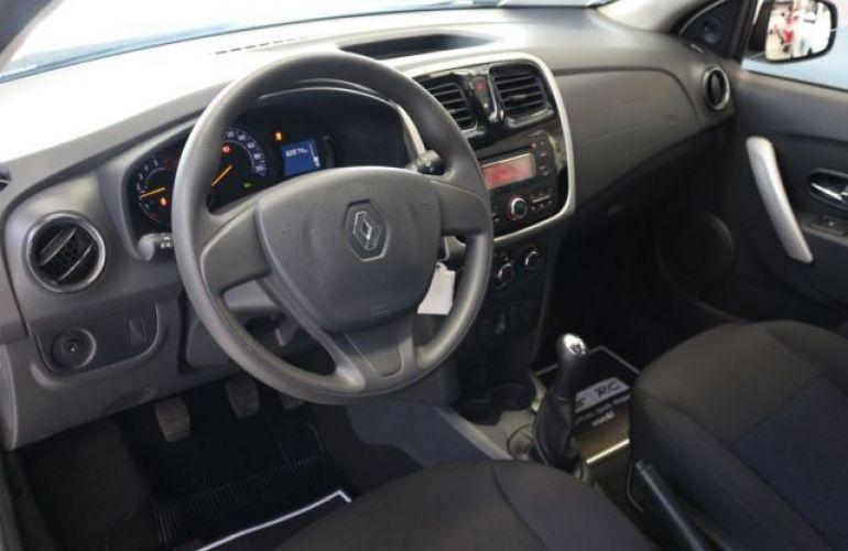 Renault Sandero Expression 1.6 16V Flex - Foto #10