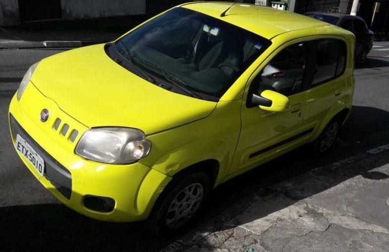 Fiat Uno Vivace 1.0 8V (Flex) 4p - Foto #3