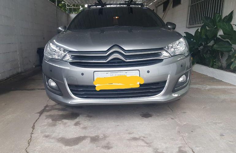 Citroën C4 Lounge Origine Business 1.6 THP (Flex) (Aut) - Foto #9