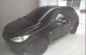 Peugeot 206 Hatch. Sensation 1.4 8V (flex) 2p
