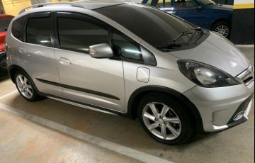 Honda Fit Twist 1.5 16v (Flex) (Aut) - Foto #6