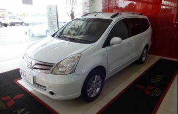 Nissan Grand Livina SL 1.8 16V (flex)