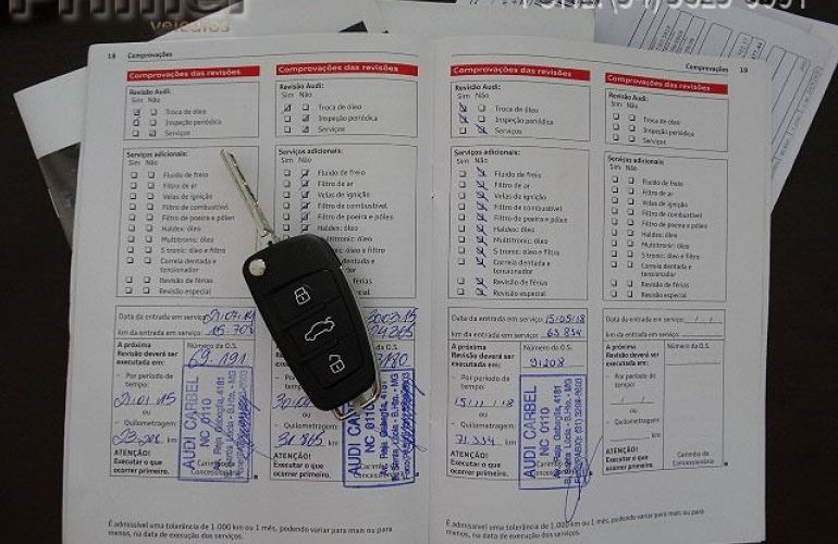 Audi A1 Sportback Attraction S-tronic 1.4 TFSI 16V - Foto #9
