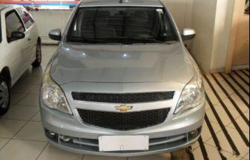 Chevrolet Agile LTZ 1.4 Mpfi 8V Econo.Flex - Foto #1