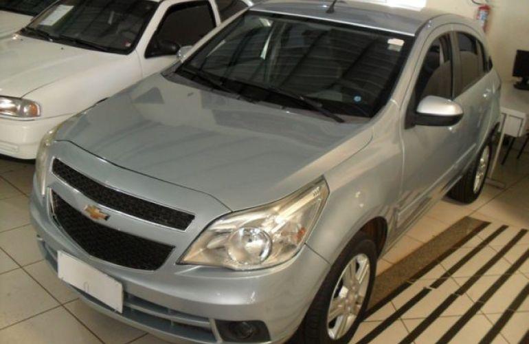 Chevrolet Agile LTZ 1.4 Mpfi 8V Econo.Flex - Foto #2