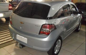 Chevrolet Agile LTZ 1.4 Mpfi 8V Econo.Flex - Foto #10