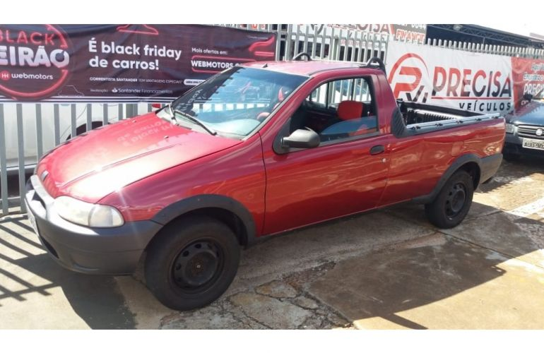 Fiat Strada 1.5 MPi - Foto #4