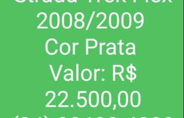 Fiat Strada Trekking 1.8 8V (Flex) (Cabine Estendida)