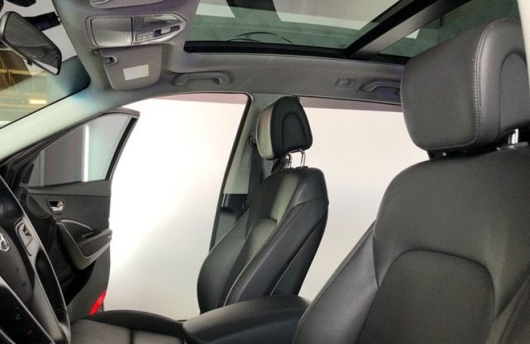Hyundai Santa Fé 4x4 3.3 MPFI V6 270CV - Foto #8