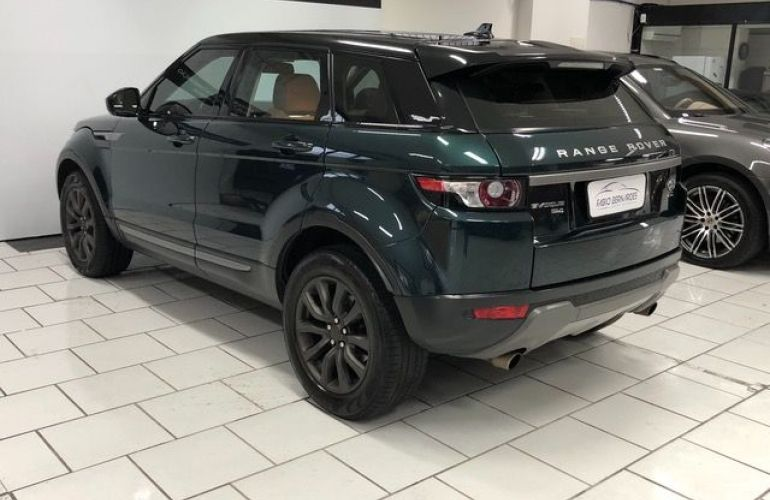 Land Rover Range Rover Evoque Pure 2.0 240cv - Foto #7