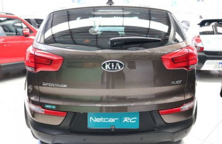 Kia Sportage LX 4X2 2.0 16V Flex - Foto #3
