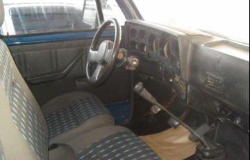 Chevrolet D20 Custom S Cabine Simples 4.0 8V - Foto #5