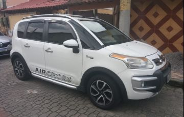 Citroën Aircross Exclusive Atacama 1.6 16V (Flex)