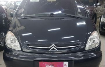 Citroën Xsara Picasso GLX 1.6i 16V Flex