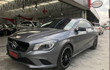Mercedes-Benz CLA 200 CGI 1.6 16V 156cv Turbo - Foto #2