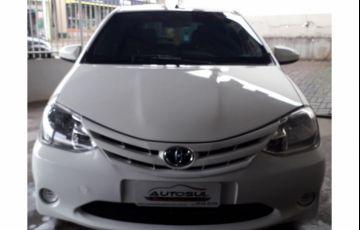 Toyota Etios XS 1.5 (Flex) - Foto #5
