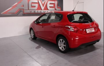 Peugeot 208 1.5 8V Active Pack (Flex) - Foto #6