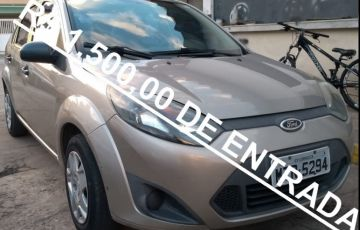 Ford Fiesta Sedan 1.0 (Flex) - Foto #1