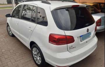 Volkswagen SpaceFox 1.6 MSI Trendline (Flex) - Foto #7