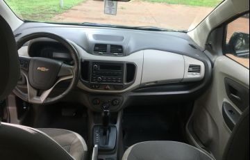 Chevrolet Spin LT 5S 1.8 (Aut) (Flex) - Foto #4