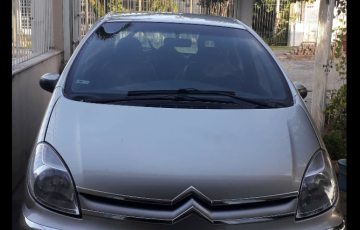 Citroën Xsara Picasso Exclusive 1.6 16V (flex)