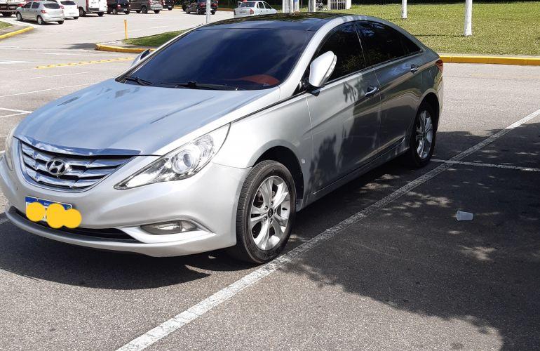 Hyundai Sonata Sedan 2.4 16V (aut) - Foto #2