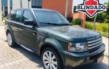 Land Rover Range Rover Sport 4.2 Supercharged 4x4 V8 32v Gasolina 4p Automático