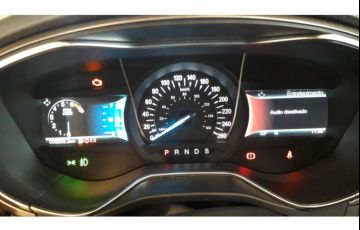 Ford Fusion 2.0 EcoBoost SEL (Aut) - Foto #9
