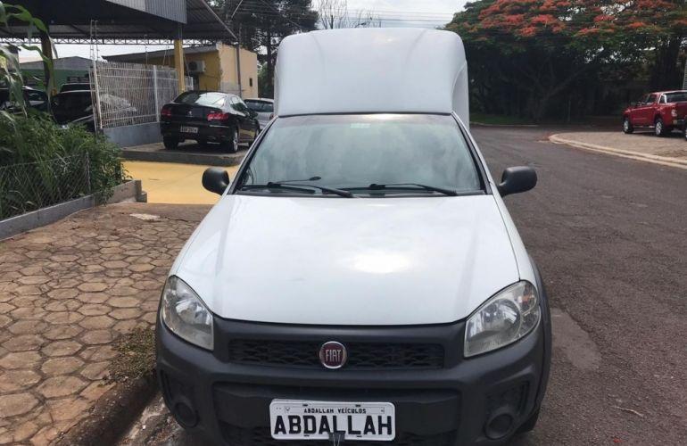 Fiat Strada Working 1.4 (Flex) (Cabine Simples) - Foto #1