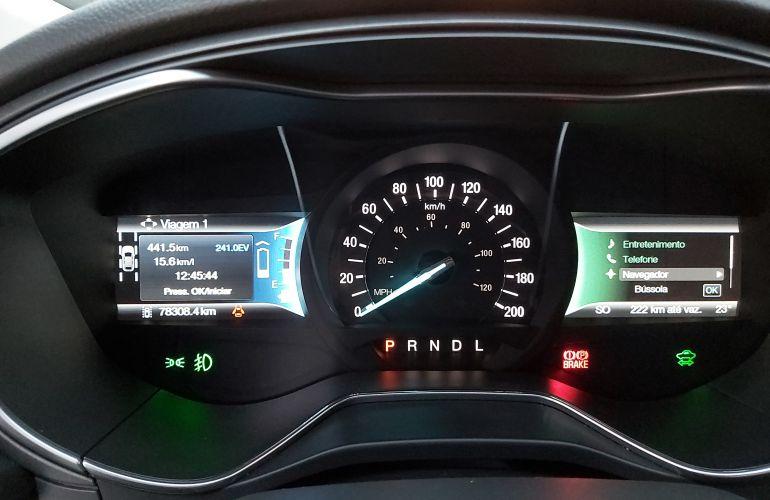 Ford Fusion 2.0 16V Hybrid Titanium (Aut) - Foto #10