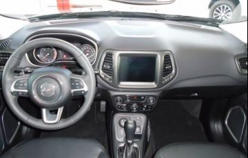 Jeep Compass Longitude AT9 4x4 2.0 16V Turbo Diesel - Foto #4