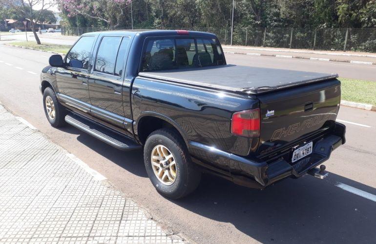 Chevrolet S10 Executive 4x2 4.3 SFi V6 (Cab Dupla) - Foto #6