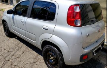 Fiat Uno Vivace 1.0 8V (Flex) 4p - Foto #6