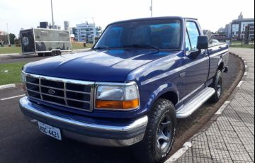 Ford F1000 4.9 i (Cab Simples) - Foto #2