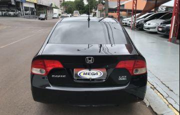 Honda Civic LXS 1.8 i-VTEC (Flex) - Foto #10